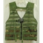 Molle Fighting Load Carrier FLC Vest Woodland Camo Review
